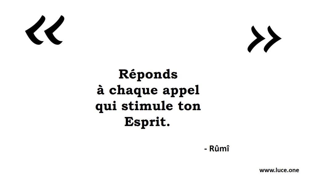 Esprit - Rumi