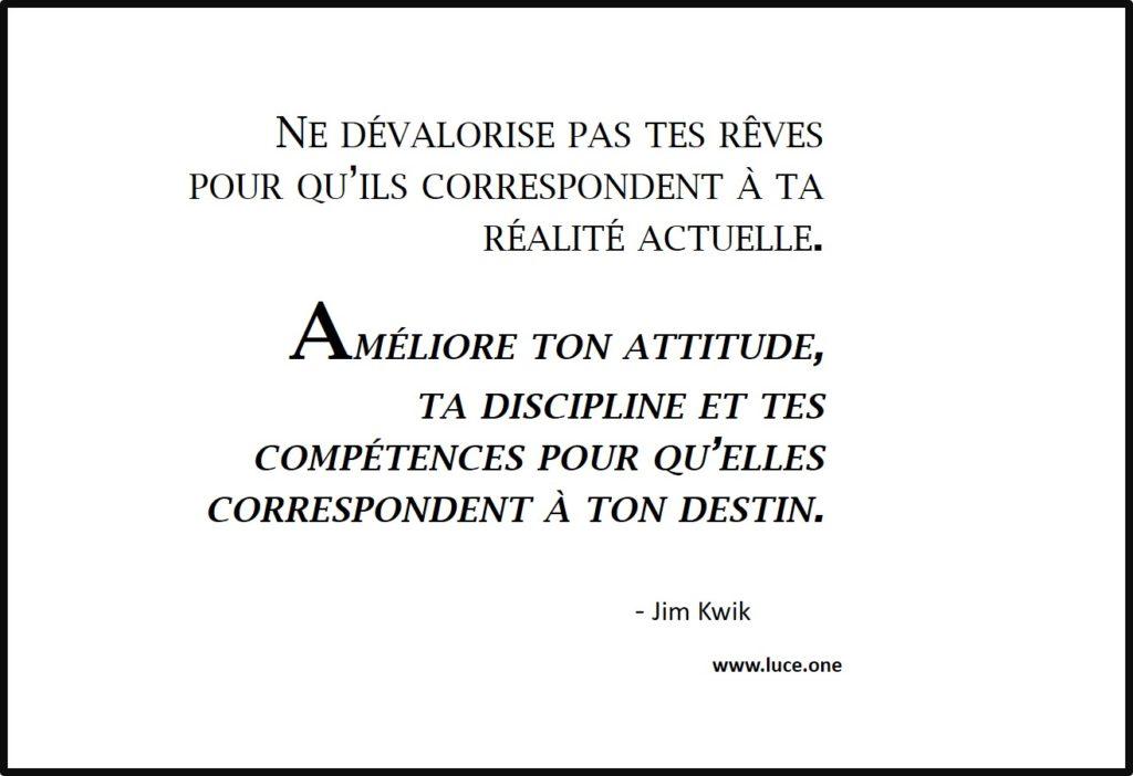 correspondent à ton destin - Jim Kwik