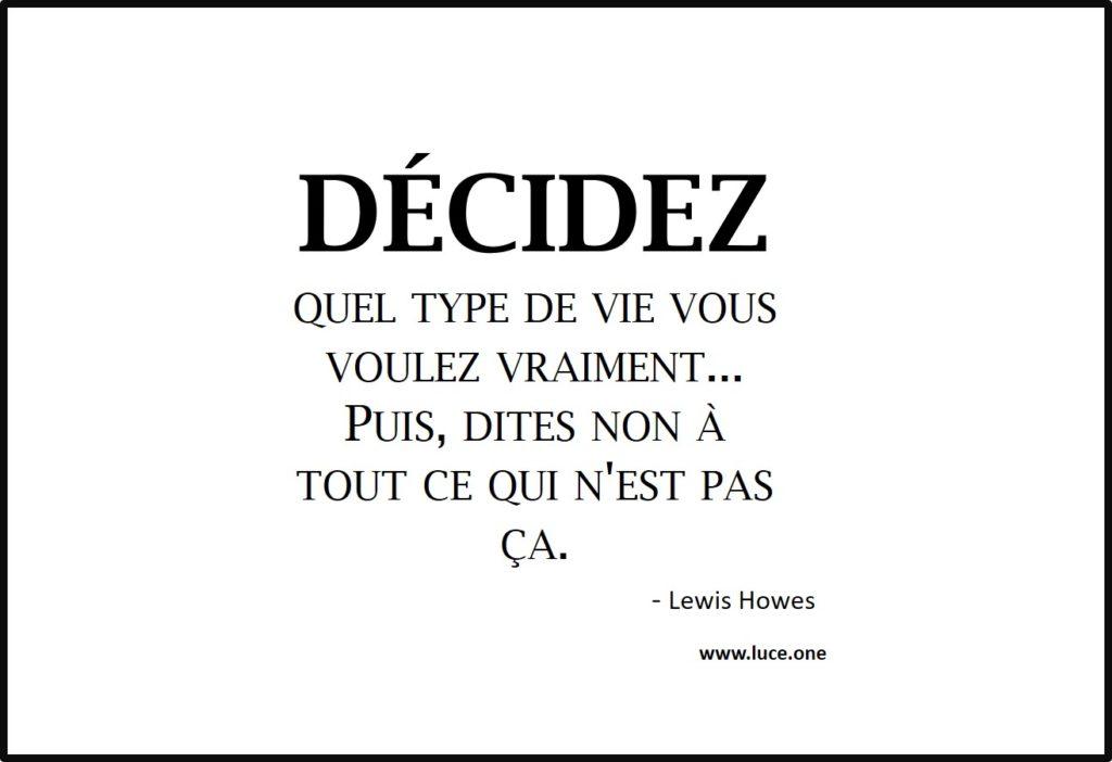 Quel type de vie vous voulez - Lewis Howes