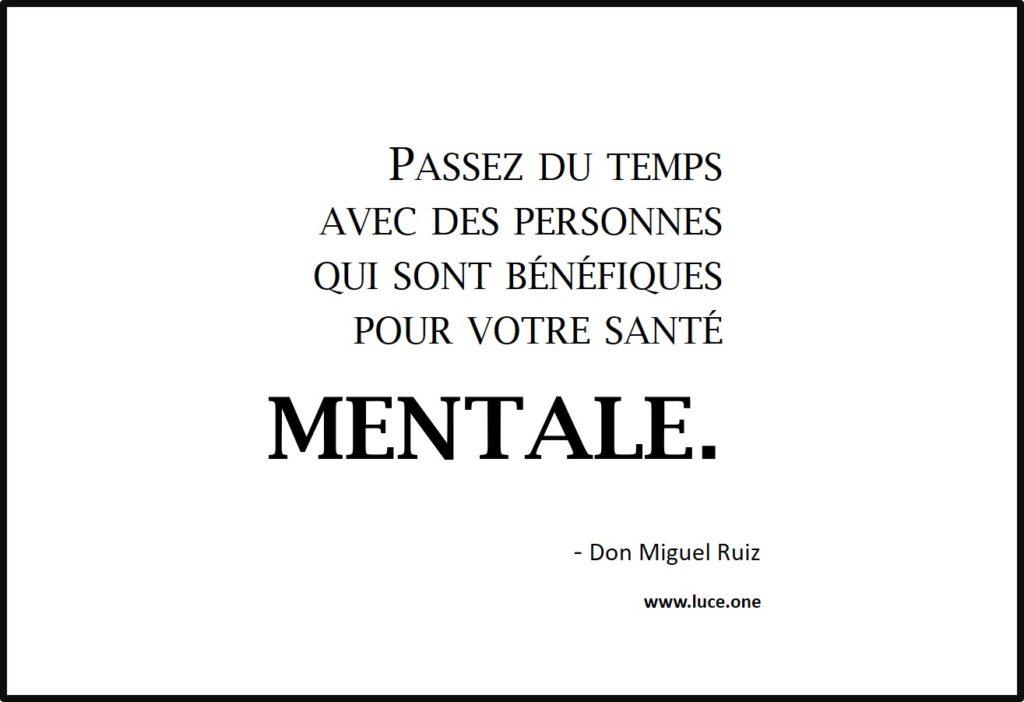 votre santé mentale
