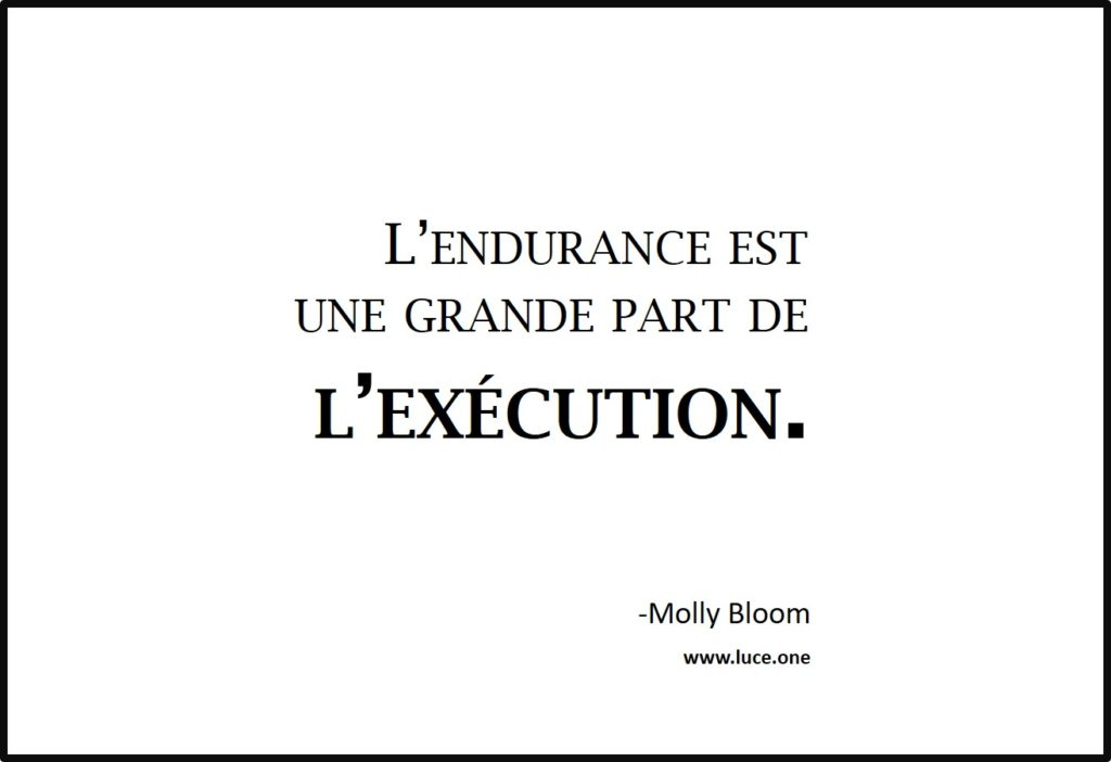 Execution - Molly bloom