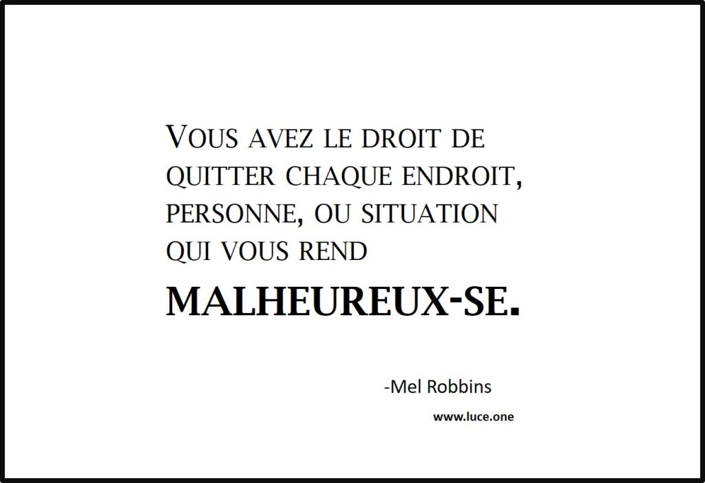 Quitter - Mel Robbins